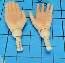 Sideshow 1:6 G.I. Joe Cobra Ninja Storm Shadow Figure - Hand Pegs + Relaxed Palm