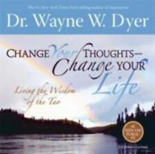 Change Your Thoughts Meditation CD: Do the Tao Now!, Wayne W. Dyer, Good Book