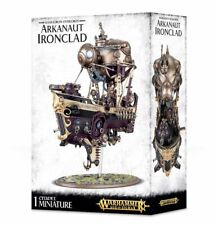 Warhammer Age of Sigmar -- Kharadron Overlords - Arkanaut Ironclad -- GW-84-40