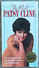 The Real Patsy Cline Certified Gold  VHS New Factory Sealed