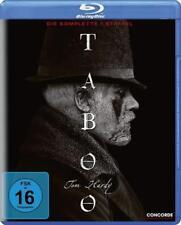 2 Blu-rays * TABOO - DIE KOMPLETTE SEASON / STAFFEL 1 - Tom Hardy  # NEU OVP $
