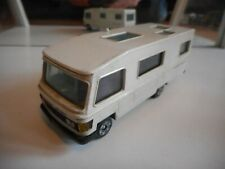 Gama Hymer Mobil in White on 1:50
