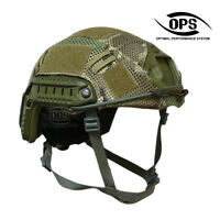 OPS/UR-TACTICAL COMBAT COVER FOR OPSCORE FAST HELMET IN CRYE MULTICAM-L/XL