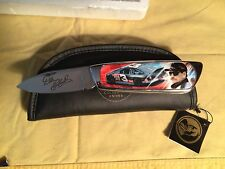 Franklin Mint Dale Earnhardt Collectable Folding Knife