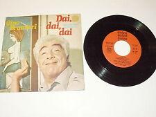"GINO BRAMIERI ""DAI DAI DAI"" disco 45giri CETRA Italy 1979 SIGLA TV"