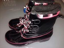 ZEROXPOSUR VONN II BK & Pink BOOTS WOMEN SIZE 6