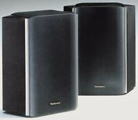 >> TECHNICS SB-S500-5 HOME CINEMA 100W 5PACK LOUDSPEAKERS