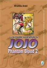 LE BIZZARRE AVVENTURE DI JOJO - PHANTOM BLOOD 2 DI 3 - MANGA STAR COMICS NUOVO