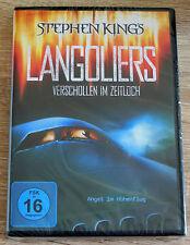 Langoliers (1995) NEU !!! Stephen King, Dean Stockwell, Patricia Wettig, DVD