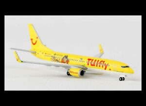 Boeing 737-800 TUIfly Dürer & Klex D-AHFT Herpa 1/500 Airplane Airliner SALE