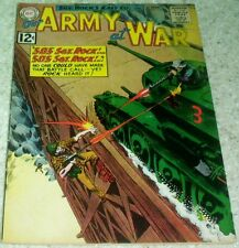 Our Army at War 116, FN- (5.5) 1962, 40% off Guide!