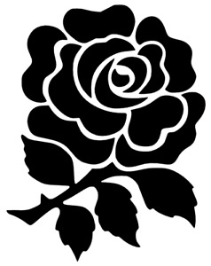 FLOWERS ROSES MYLAR STENCIL HOME DECOR PAINTING WALL ART 190 MICRON - A7,A6,A5