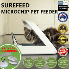 Cat Supplies Genuine New Sureflap Surefeed Microchip Rfid Pet Cat Dog Feeder Bowl Accessories Various Styles Pet Supplies