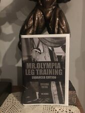 Powerlifting Bodybuilding Dorian Yates Mr Olympia Leg Training New Booklet 2019