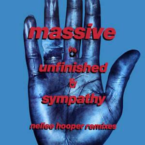 "Massive Attack Unfinished Sympathy (Nellee Hooper Remixes) 12"" VINYL Wild Bunch"
