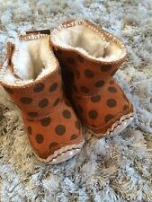 Next Pram Shoe Boots Size 1