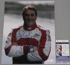 NIGEL MANSELL Hand Signed 11'x14' Photo + JSA COA Formula 1 * BUY GENUINE *