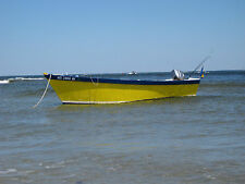 Lady Bug Boats 18 ft Commercial Plywood Skiff Plans