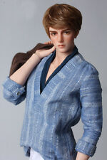 1/3  bjd doll ball jointed dolls freckle body shy man free eyes with face make