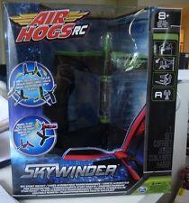 Air Hogs RC Skywinder R/c Stunt Rocket Red Radio Control Toy Kids