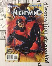Nightwing #1 DC Comics New 52 2011 NM-MT