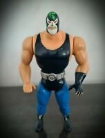 Batman 1994 The Animated Series Bane Action Figure Kenner vintage Rare