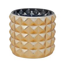 Shearer Candles - Grand doré texturé brillant braises édition limitée bougie