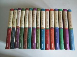 STORIES FROM HOPE HAVEN NEAR COMPLETE SET OF 15 HARDCOVERS Series Guideposts Lot