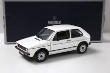 1:18 Norev VW Golf I GTI white NEW bei PREMIUM-MODELCARS