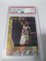 1996 Bowmans Best ATOMIC *Refractor* #80 (PSA 9) Michael Jordan MINT