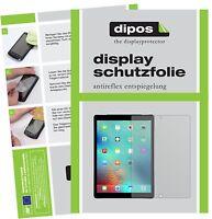 2x Pantalla para Apple iPad Pro 12,9 Zoll (2016) Protector de protectores mate