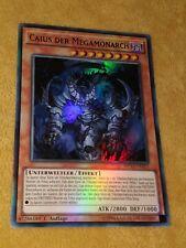 GERMAN LANGUAGE Caius The Shadow Monarch MP15-EN215/DE215 Ultra Rare 1ST EDITION