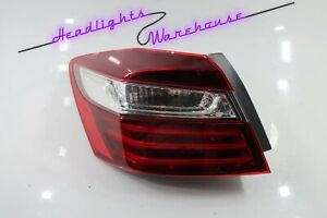 GENUINE OEM | 2016-2017 Honda Accord SEDAN Outer Tail Light (Left/Driver)