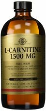 Solgar L-Carnitine 1500 mg 16 oz