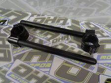 OHA Motorsport Motorcycle Racing Race Track Clip on Handlebars - 41mm SV650 ER6