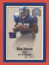 2000 Fleer Greats Of The Game RC Ron Dayne New York Giants #106 619/1500 (KCR)