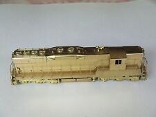 HO Brass EMD SD-9 Highhood C-7 Diesel by Hallmark