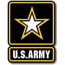 US Army United States Military Vinyl Decal Bumper Sticker Car Truck Laptop USA