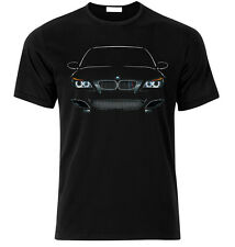 BMW M5 E60 M POWER    Fan T Shirt  T-SHIRT