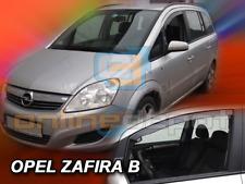 ClimAir Windabweiser Opel Zafira B Regenabweiser hinten