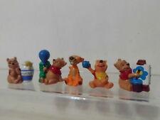 Walt Disney Winnie Pooh Winni Pu Modecor 5 x Figur mit Tigger