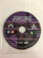 STAR TREK THE NEXT GENERATION Season 1 Replacement DVD Disc 4 With 4 Episodes