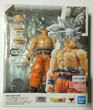 S.H. Figuarts Son Goku Ultra Instinct Action Figure Dragonball Z IN STOCK USA