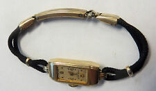 Baume & Mercier Geneve 14K Solid Yellow Gold Ladies Watch