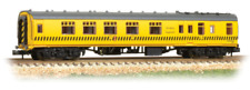 Graham Farish 374-191 BR Mk1 BSK Brake Second Corridor Departmental Yellow N