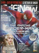 SCIFINOW / SCIFI NOW N° 8-AMAZING SPIDER-MAN/ABRAMS & EPISODE VII/GAME OF THRONE