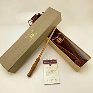 "Alivan's Magic Wand Red Cedar & Oak 12 1/4"" | Harry Potter | Cert No. #4751"