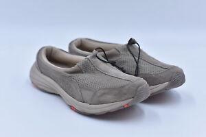 Women's Sporto Jessica Active Mule Clog Slip On Shoes, Tan, 9M