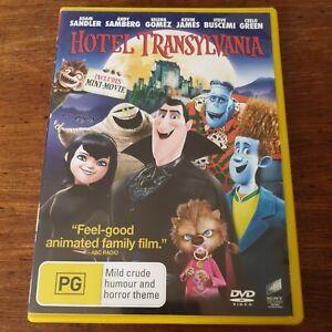 Hotel Transylvania DVD R4 Like New! FREE POST