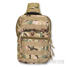 MINI MOLLE RECO EPAULE BAG BTP 10 LITRES IPAD PLIABLE MILITARY MTP AIRSOFT